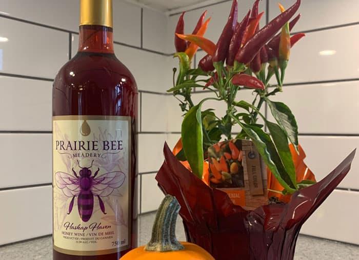 Honey Bee Winery - Prairie Bee Meadery