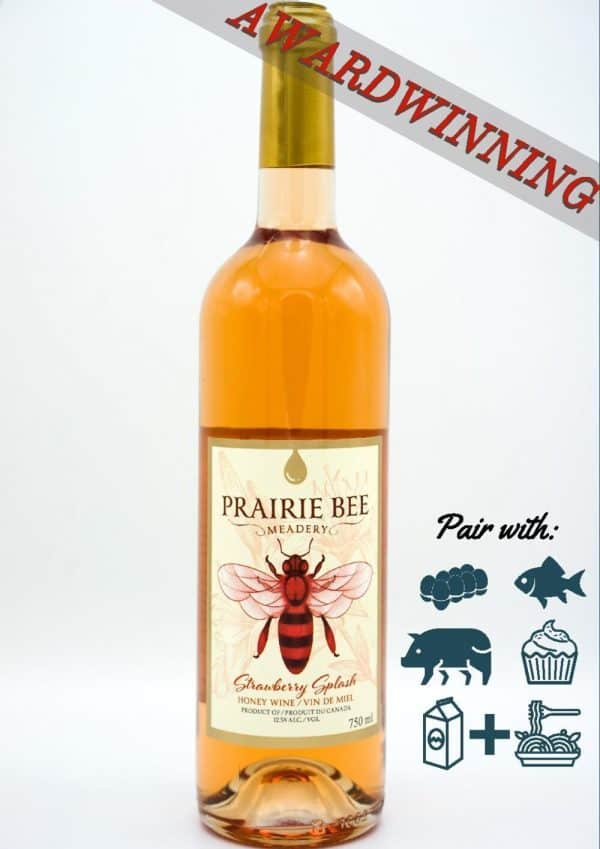Saskatoon Distillery - Prairie Bee Meadery