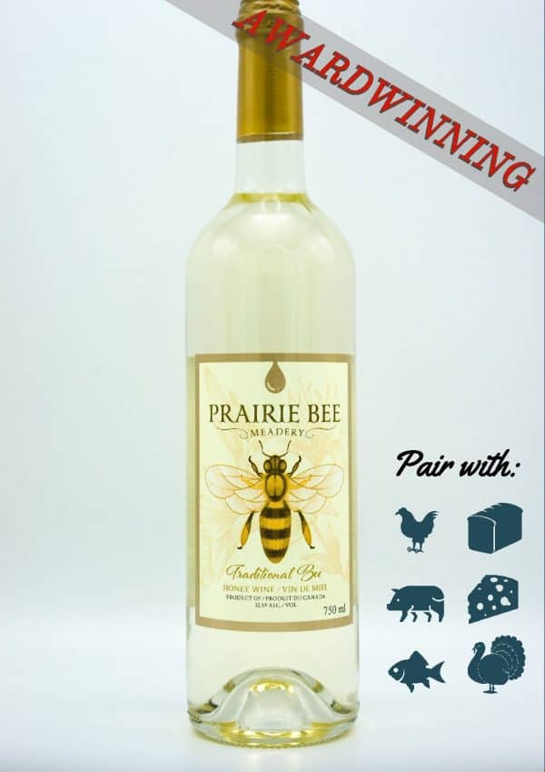 Honey Wine - Prairie Bee Meadery